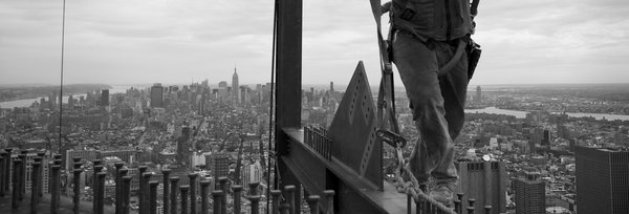 1 World Trade Center Rises – A View from the Top