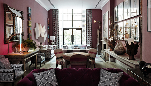 crosby hotel new york parlor firmdale hotels the sargent. Black Bedroom Furniture Sets. Home Design Ideas