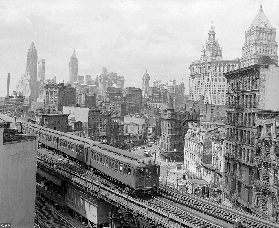 Gritty New York From 100 Years Ago: Never-before-seen ...