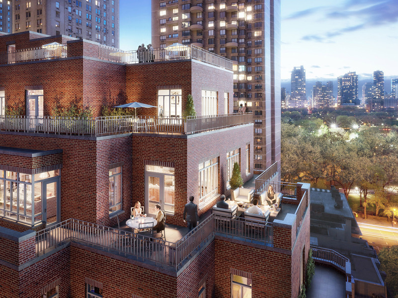7 21 east 61st st carlton house penthouse 65 million for Nyc penthouse for sale