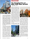 Bello Mag September 2014, Lifestyles – Changing Face of New York Real Estate by Tony Sargent, CORE