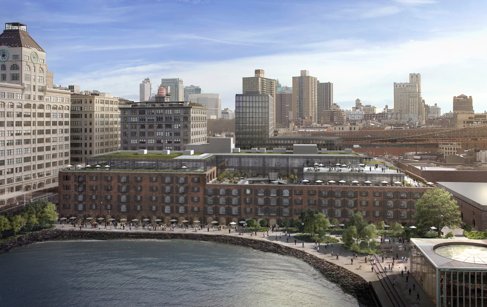 Empire Stores DUMBO Rendering