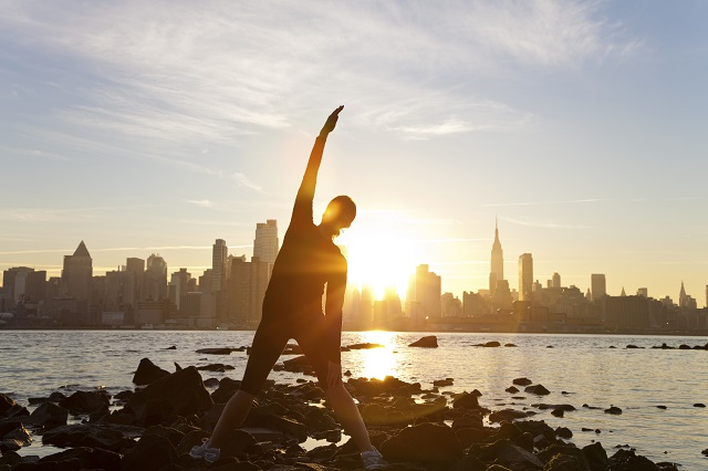 Manhattan's Best Elite Yoga Studios: Where to Practice Your Downward Dog without the Crowds